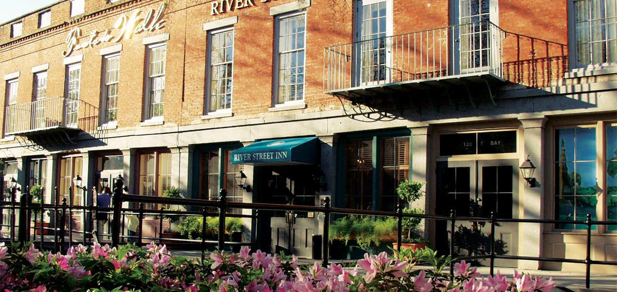 River Street Inn  in Savannah