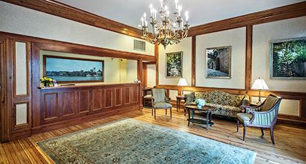 History:      River Street Inn  in Savannah