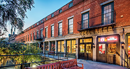 Restaurants In Savannah Ga River Street Inn