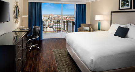 Accommodations:      The DeSoto  in Savannah
