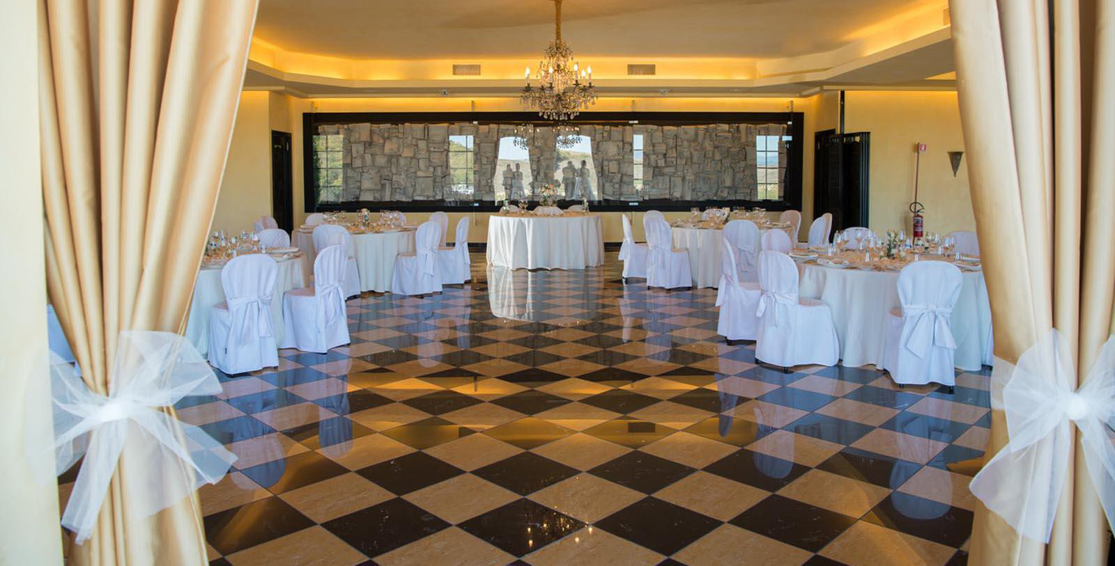 Image of Event Space La Bagnaia Golf & Spa Resort Siena, Curio Collection by Hilton, 11th Century, Member of Historic Hotels Worldwide, in Siena, Italy, Special Occasions