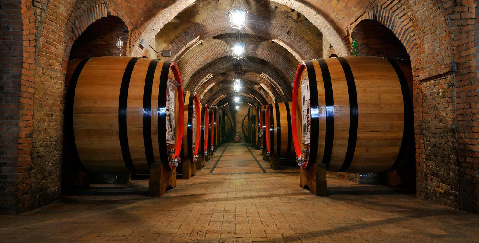 Image of Wine Storage Hotel La Bagnaia Golf & Spa Resort Siena, Curio Collection by Hilton, 11th Century, Member of Historic Hotels Worldwide, in Siena, Italy, Discover