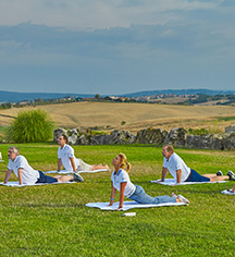 Activities:      La Bagnaia Golf & Spa Resort Siena, Curio Collection by Hilton  in Siena