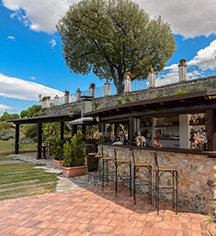 Dining at      La Bagnaia Golf & Spa Resort Siena, Curio Collection by Hilton  in Siena