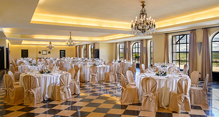 Events at      La Bagnaia Golf & Spa Resort Siena, Curio Collection by Hilton  in Siena