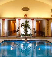Spa:      La Bagnaia Golf & Spa Resort Siena, Curio Collection by Hilton  in Siena