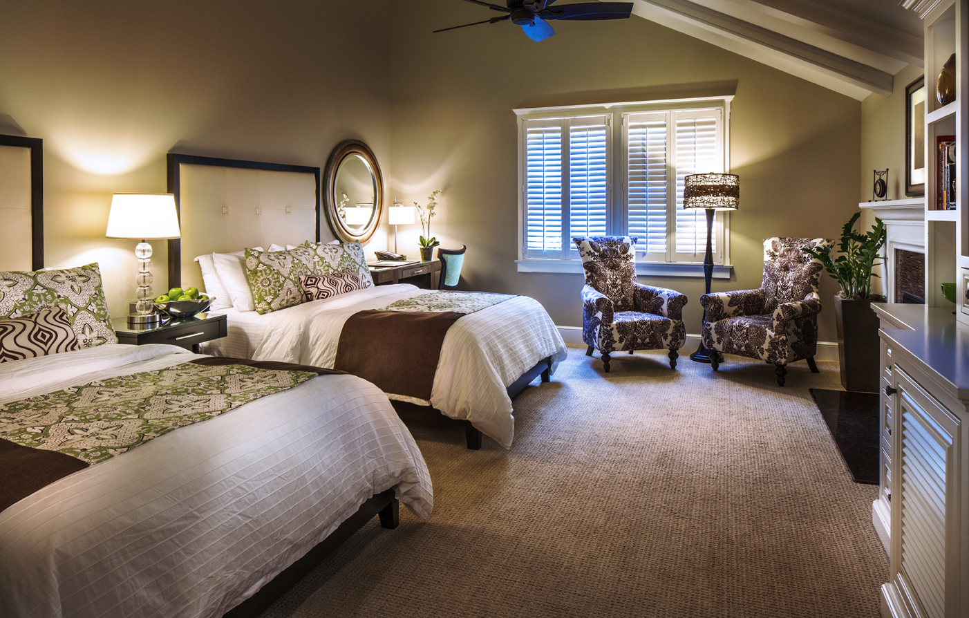 Customer Reviews:      Fess Parker Wine Country Inn  in Los Olivos