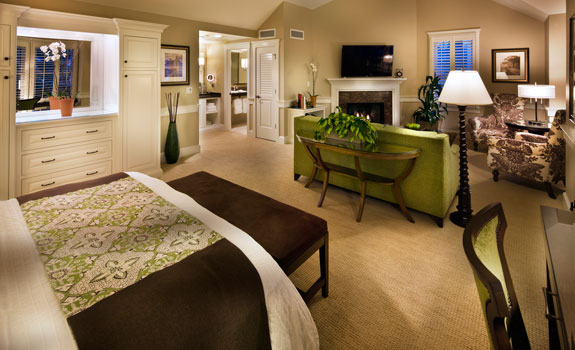 Fess Parker Wine Country Inn  - Accommodations