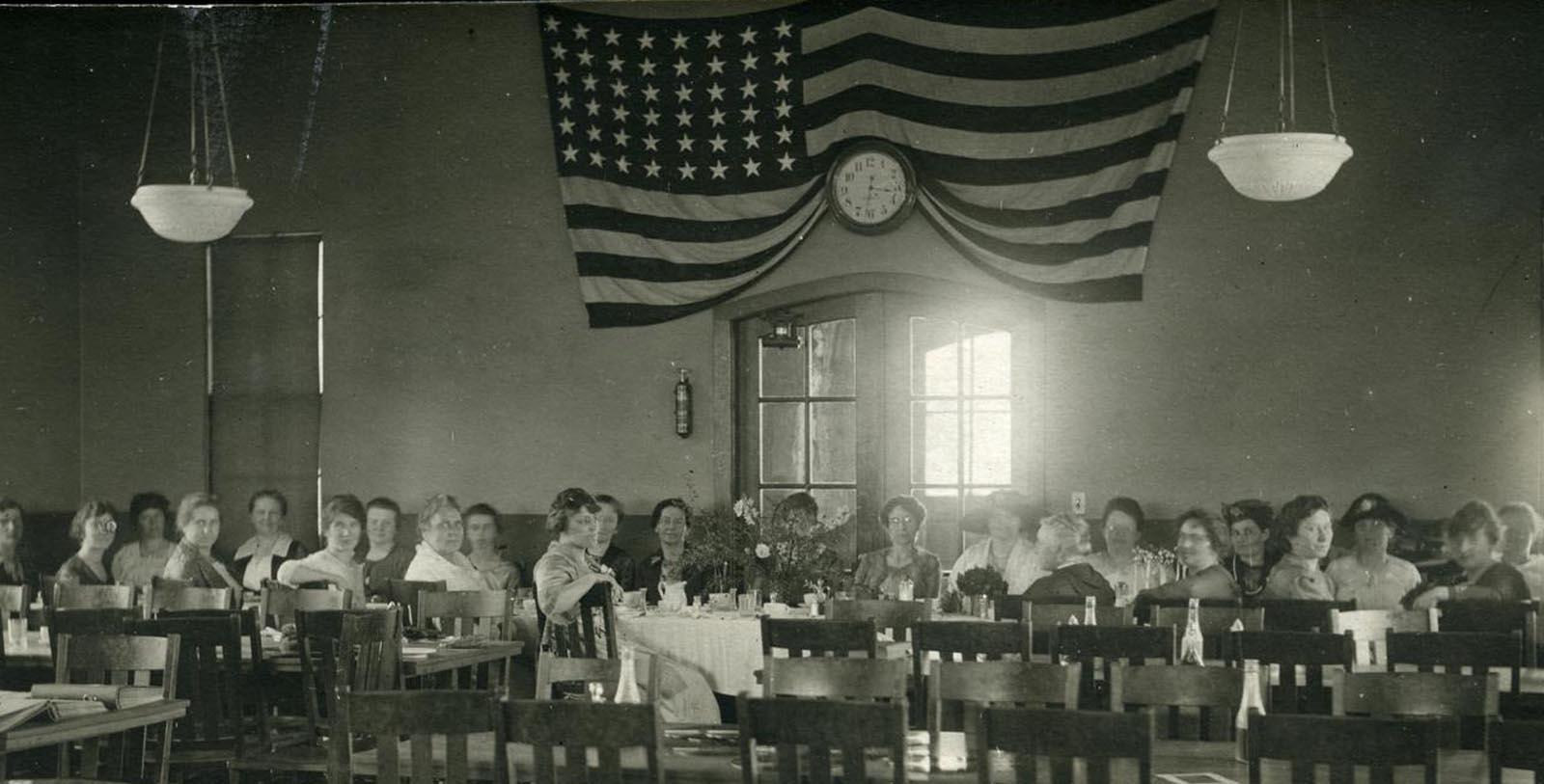 Historic Image of The American Club, 1918, Member of Historic Hotels of America, in Kohler, Wisconsin, Discover