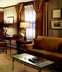 Accommodations:      The American Club  in Kohler