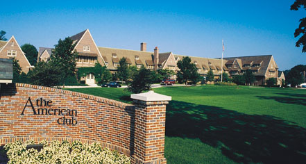 Events at      The American Club  in Kohler