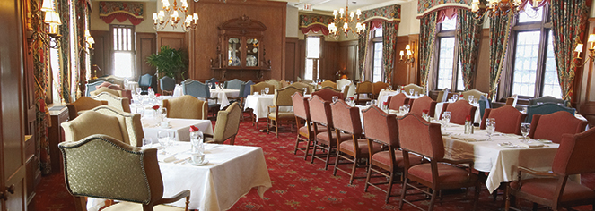 Venues & Services:      The American Club  in Kohler