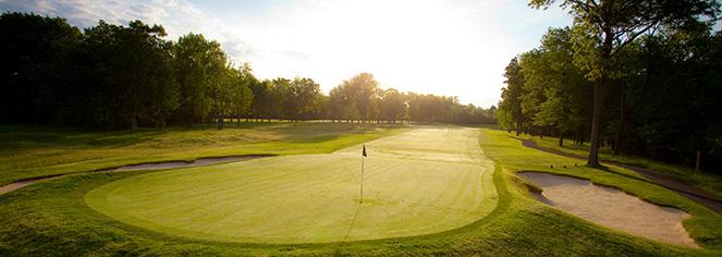 Golf at      Morris Inn at Notre Dame  in Notre Dame