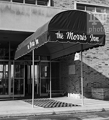 History:      Morris Inn at Notre Dame  in Notre Dame