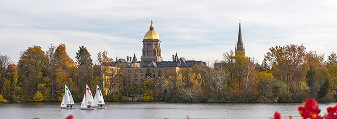 Local Attractions:      Morris Inn at Notre Dame  in Notre Dame