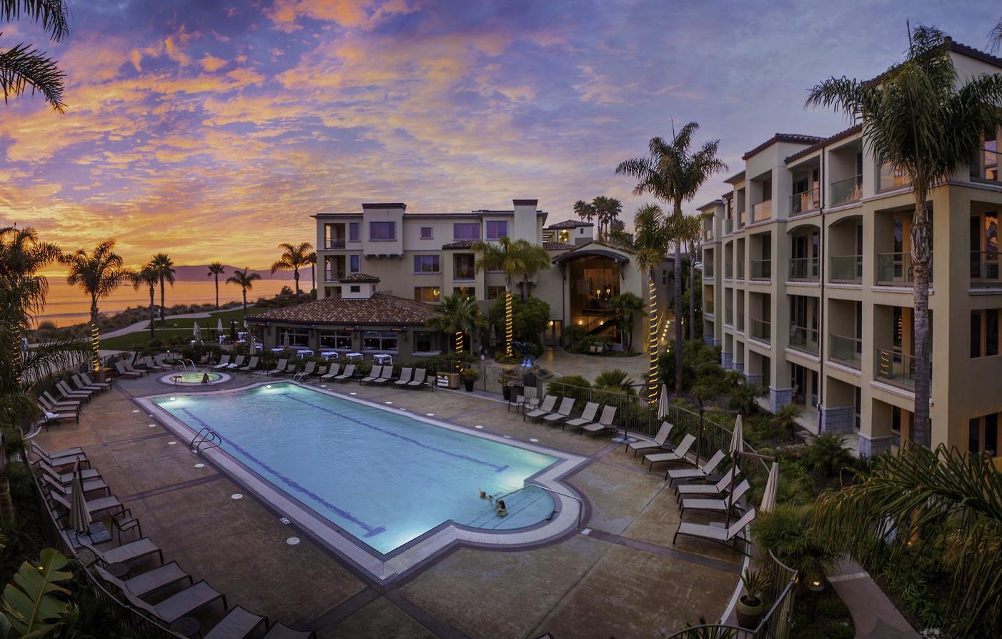 San Luis Obispo Spa Resort Hotels