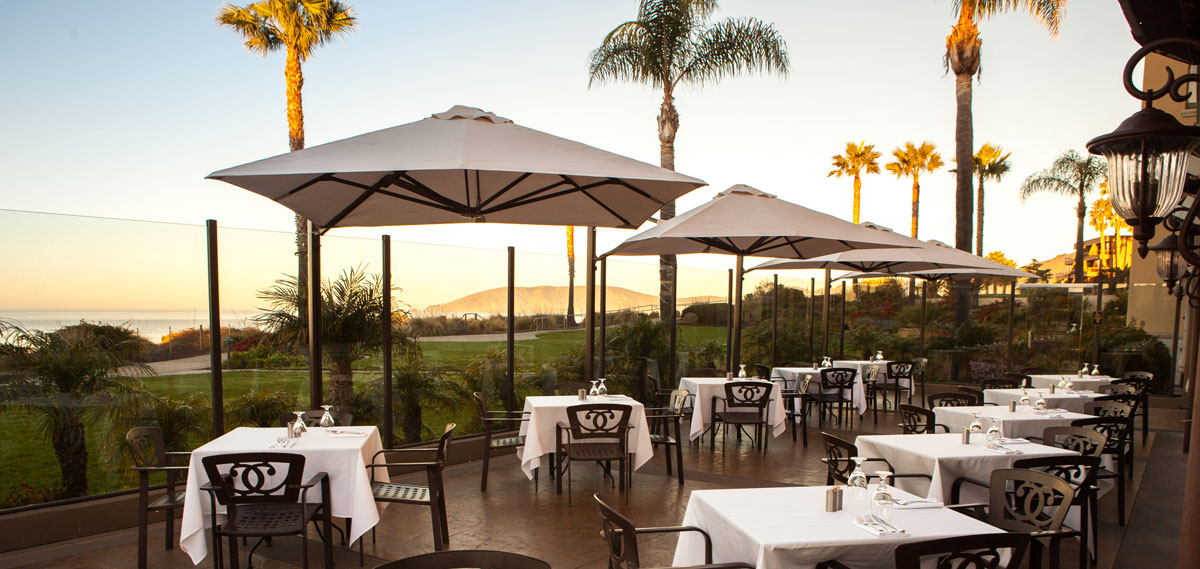 Dining:      Dolphin Bay Resort & Spa  in Pismo Beach