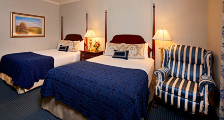 Accommodations:      The Nittany Lion Inn of the Pennsylvania State University  in State College