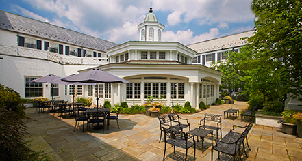 Activities:      The Nittany Lion Inn of the Pennsylvania State University  in State College