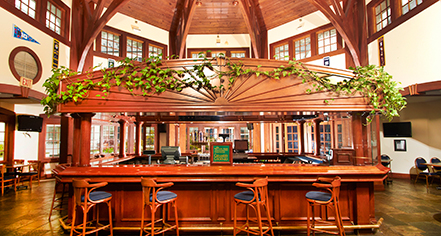 Dining at      The Nittany Lion Inn of the Pennsylvania State University  in State College
