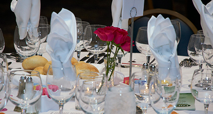 Weddings:      The Nittany Lion Inn of the Pennsylvania State University  in State College