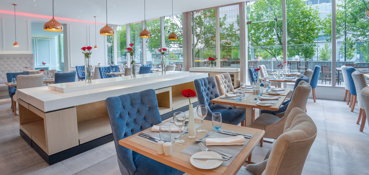 Dining:      NH Collection Plaza Santiago  in Santiago