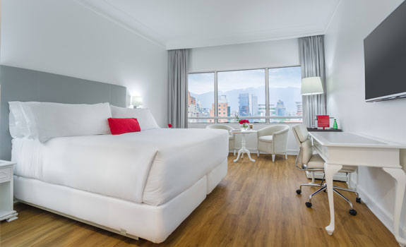 NH Collection Plaza Santiago  - Accommodations