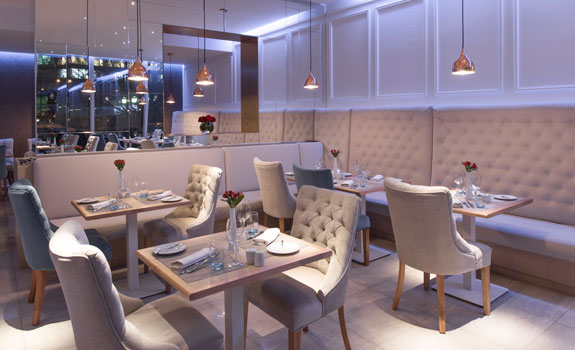 NH Collection Plaza Santiago  - Dining