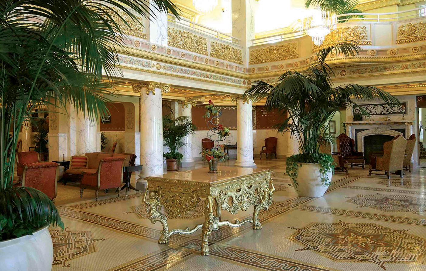 Special Offers:      French Lick Springs Hotel  in French Lick