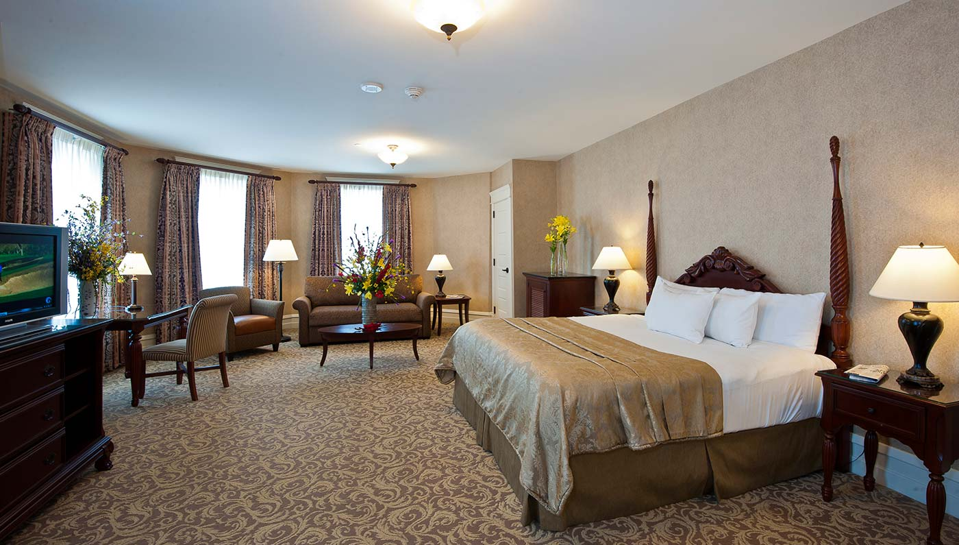 French hotel lick springs