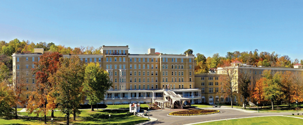 Event Calendar:      French Lick Springs Hotel  in French Lick