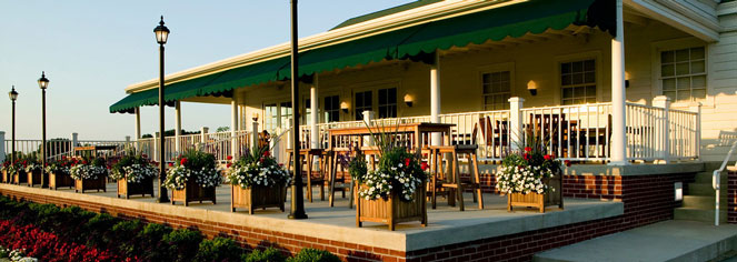 Dining at      French Lick Springs Hotel  in French Lick