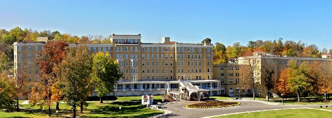 Venues & Services:      French Lick Springs Hotel  in French Lick