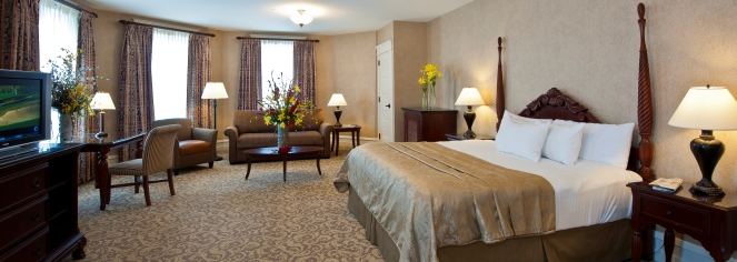 Accommodations:      French Lick Springs Hotel  in French Lick