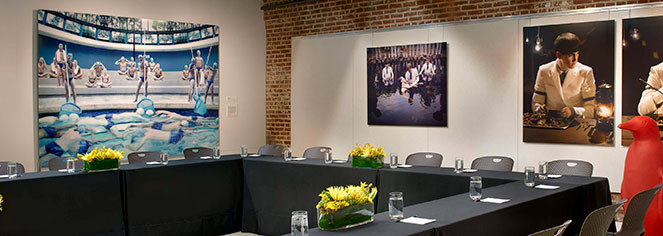 Meetings at      21c Museum Hotel Louisville by MGallery  in Louisville