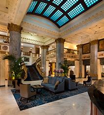Activities:      The Seelbach Hilton Louisville  in Louisville