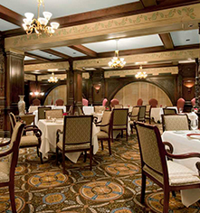 Dining at      The Seelbach Hilton Louisville  in Louisville