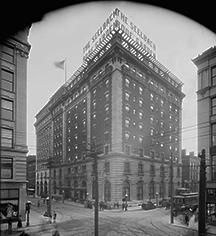 Ghost Stories:      The Seelbach Hilton Louisville  in Louisville