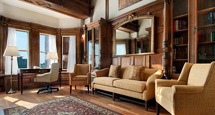 Specialty Suites At The Seelbach Hilton Louisville
