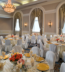 Weddings:      The Seelbach Hilton Louisville  in Louisville