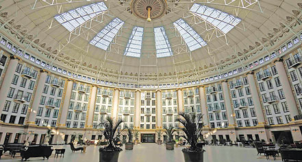 Weddings:      West Baden Springs Hotel  in West Baden Springs