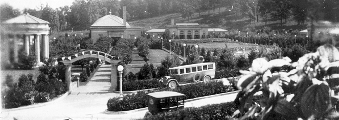 History:      West Baden Springs Hotel  in West Baden Springs