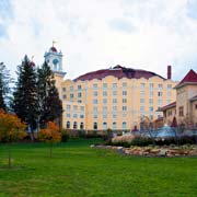 Book a stay with West Baden Springs Hotel in West Baden Springs