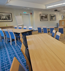 Meetings at      Gloppen Hotell  in Sandane