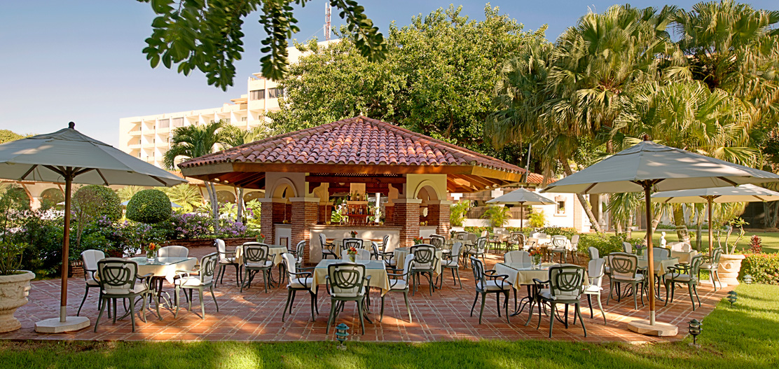 Dining:      El Embajador, a Royal Hideaway Hotel  in Santo Domingo