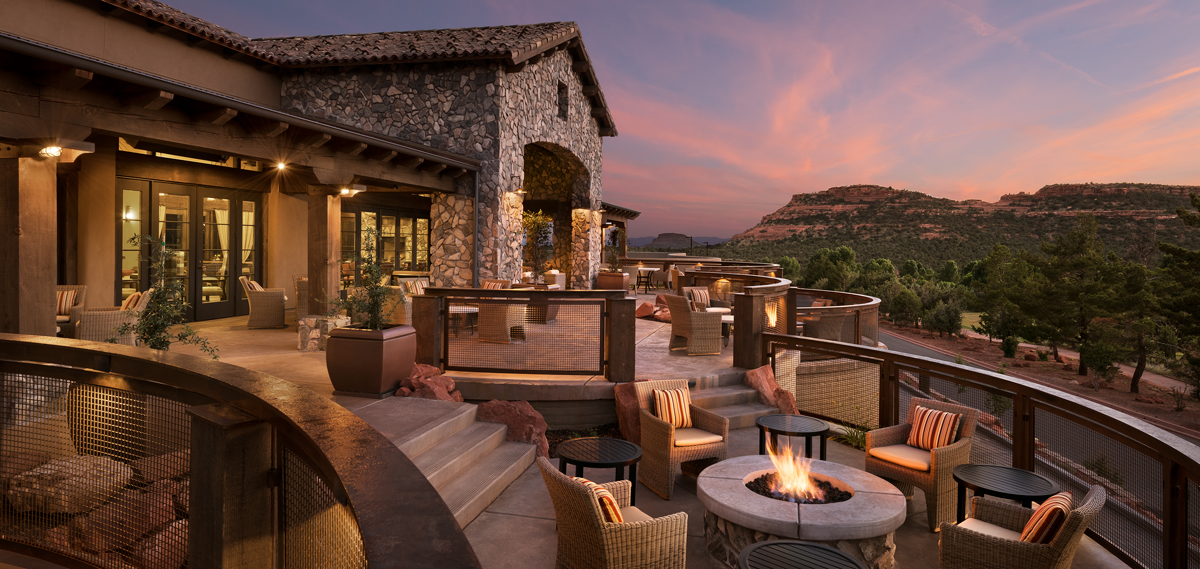 Special Offers:      Enchantment Resort  in Sedona