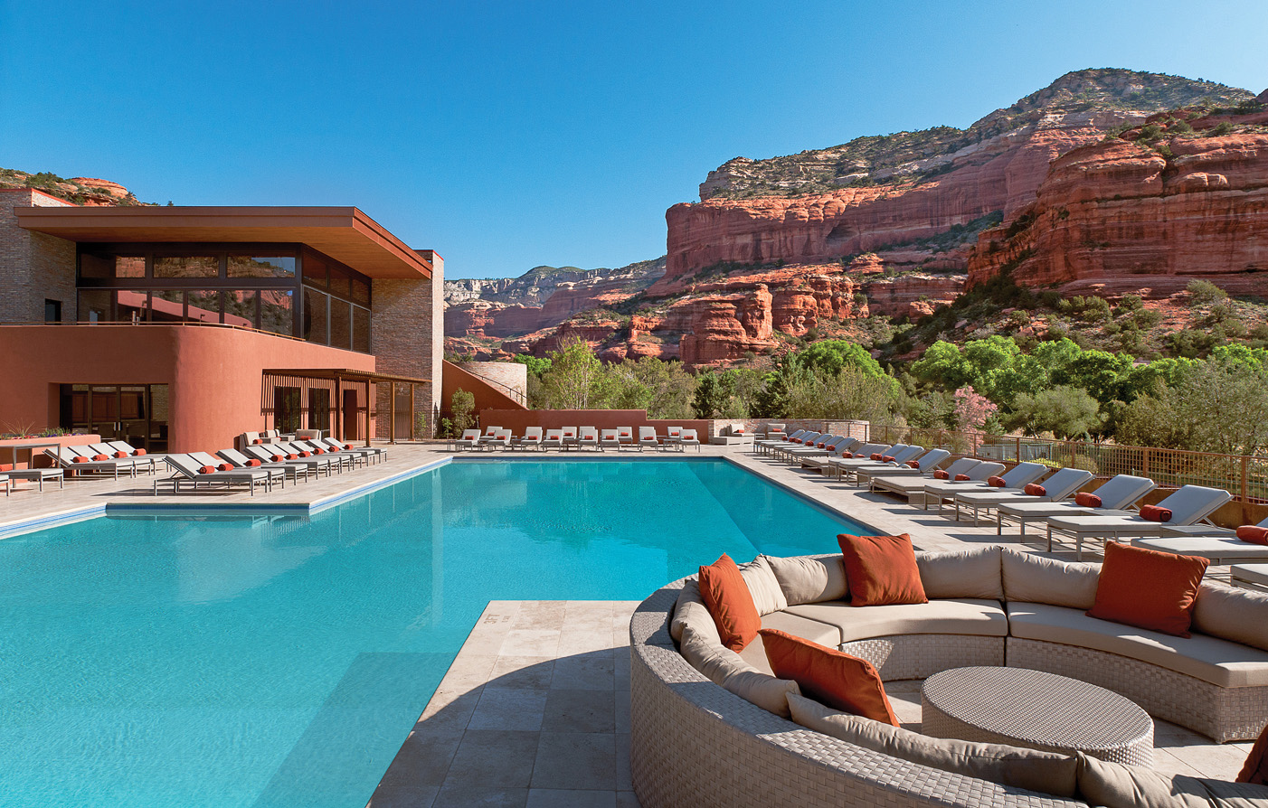 Enchantment resort sedona arizona preferred hotels for Motel luxury