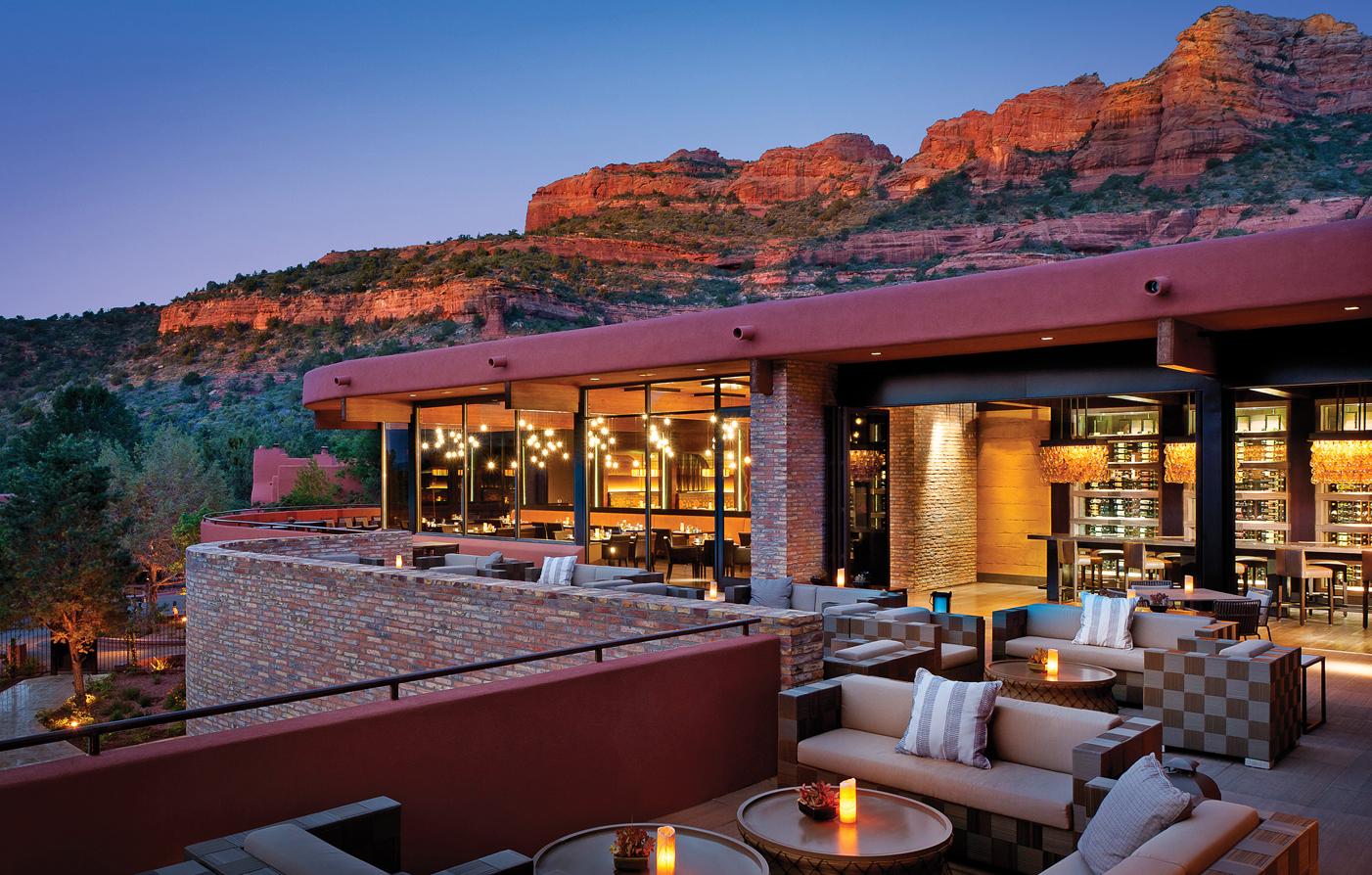 Enchantment Resort Sedona Dining Arizona Dining