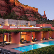 Book a stay with Mii amo in Sedona