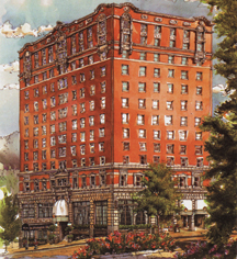 Mayflower Park Hotel  in Seattle